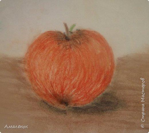 Вот такие фруктики.Это Яблочко. фото 1