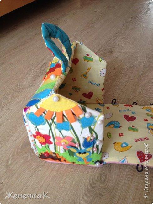 Вот и еще один домик сумка! Осень красавица и солнечный, радужный день на крыше. фото 7