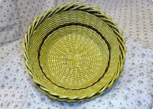 Корзинка для хлеба или фруктов фото 4