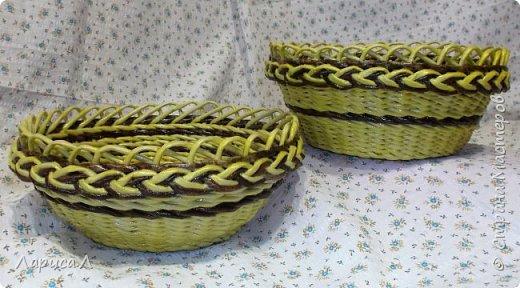 Корзинка для хлеба или фруктов фото 2