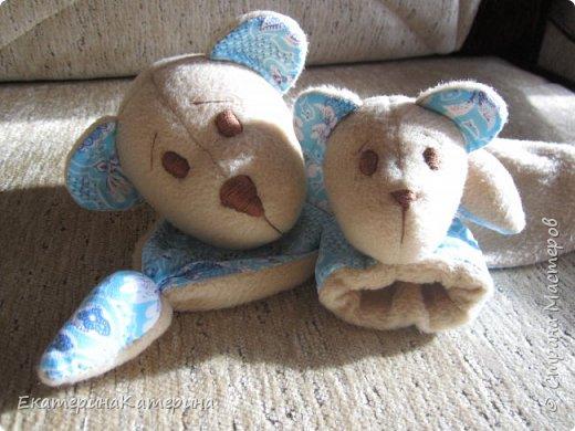 Мишка-собачка))) фото 5