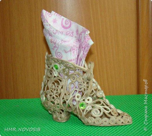 Здравствуйте, дорогие друзья! Я сегодня к вам с еще одной туфелькой, джутовой. Если кому-то интересно как я ее делаю можно посмотреть тут: http://stranamasterov.ru/node/1003126   фото 5