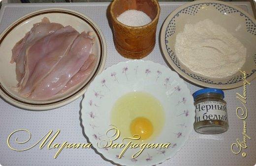 Бризоль — это не кулинарное блюдо, а способ приготовления. С французского языка означает: зажаренный в омлете, яйце. Таким образом можно приготовить различный фарш, рыбу, куриную или свиную отбивную. Сегодня приготовим бризоль из курицы. Блюдо получается сочным и нежным. Можно приготовить к праздничному столу.  фото 2