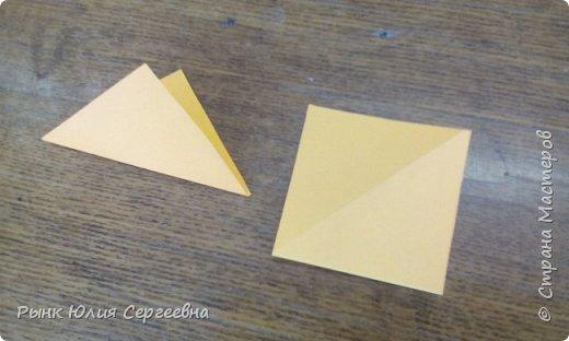 Один из видов оригами - кусудама. Кусудама – это цветочный шар из бумаги. Техника его изготовления популярна во всем мире. Кусудамы делают поэтапно. Вначале создаются объемные лепестки, затем их объединяют в один большой цветок. Склеенные между собой цветки образуют красивый и объемный шар.  фото 4