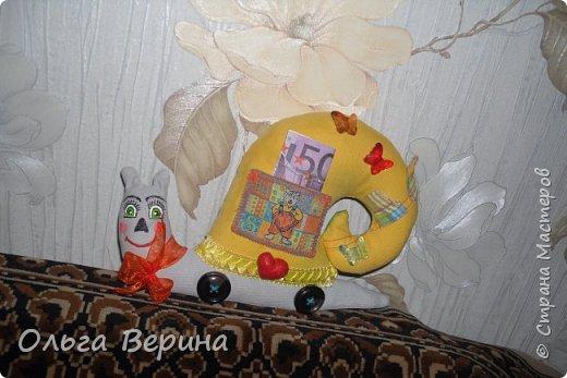 Улиточка и собачка фото 3