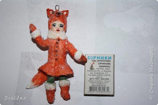 """Каждый в детстве  на Новый год  одевал карнавальный костюм. У меня в детском саду все девочки были снежинками, мальчики зайчиками , а вот лисичкой, медведем, волком- были счастливчики. Ведь это роли в сказке""""! И так всем хотелось быть  особенной, не такой как все!  фото 2"""