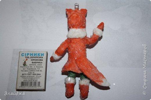 """Каждый в детстве  на Новый год  одевал карнавальный костюм. У меня в детском саду все девочки были снежинками, мальчики зайчиками , а вот лисичкой, медведем, волком- были счастливчики. Ведь это роли в сказке""""! И так всем хотелось быть  особенной, не такой как все!  фото 4"""