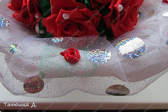 Мой букетик с мишкой на свадьбу. фото 4