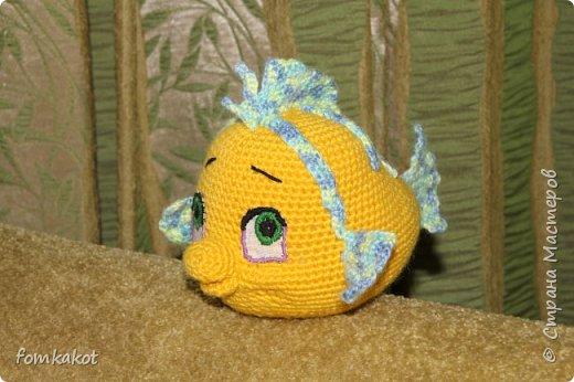 Рыбка-Флаундер