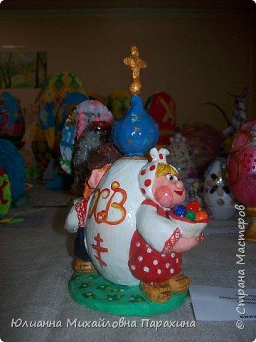 """На Станции туристов города Ливны, где я работаю, второй год подряд проходит муниципальный этап международного конкурса """"Пасхальное яйцо"""" Я решила Вам показать свои работы и работы моих обучающихся. фото 3"""