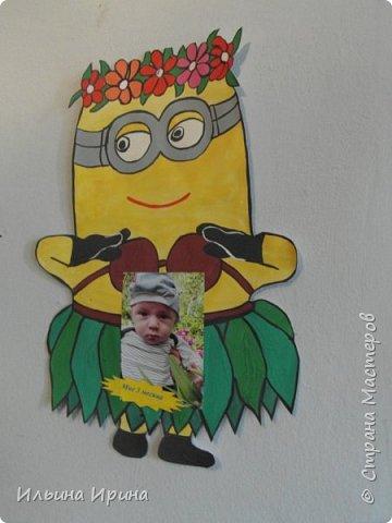 Здравствуйте!!! Сегодня хочу показать Вам свой фотоотчет со дня рождения, который организовывала моя подруга для своего сына. Очень многое она делала своими руками.  Но рассказывать много не буду - лучше смотреть фото!!)) Единичка - из нашего дня рождения, но адаптирована к теме (кому интересно, как она выглядела у меня - http://stranamasterov.ru/node/980843)  фото 12