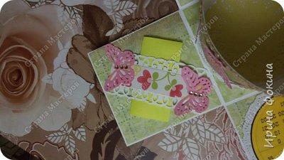 Коробочка с конфетами к дню рождения! фото 4