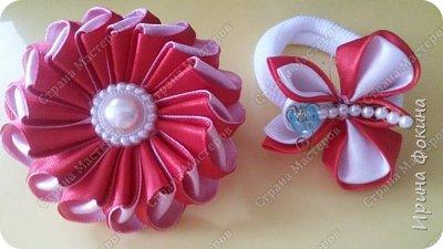 Резиночки для девочки...