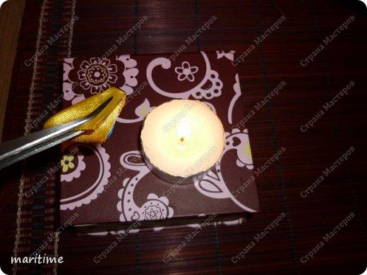 Двухцветный круглый лепесток канзаши в трёх исполнениях фото 18