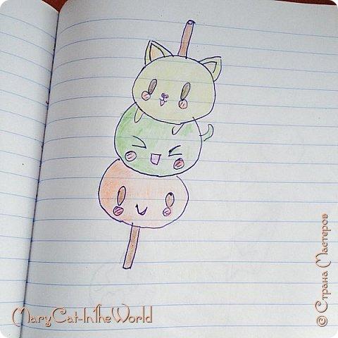 Привет! Сегодня я решила показать вам какие рисунки находятся у меня в ArtBook.  Приятного просмотра. фото 4