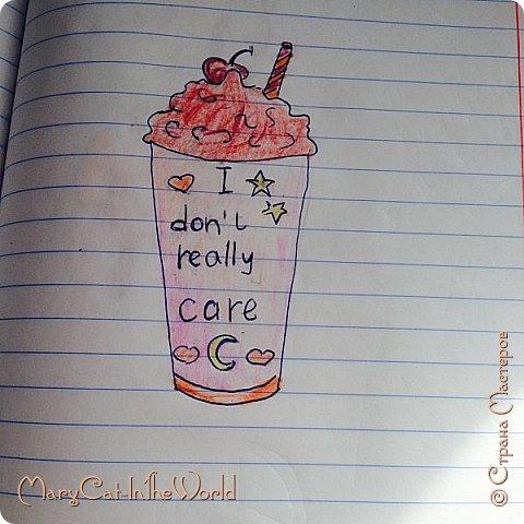 Привет! Сегодня я решила показать вам какие рисунки находятся у меня в ArtBook.  Приятного просмотра. фото 5