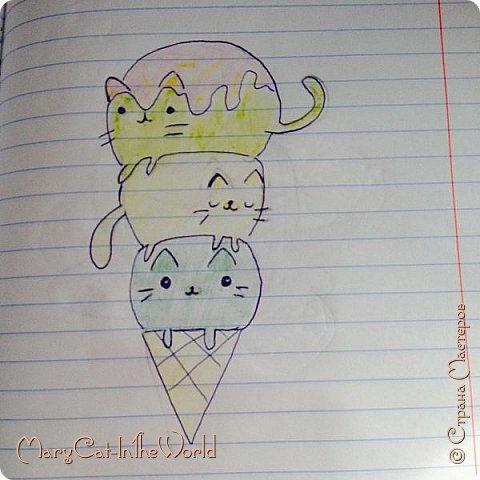 Привет! Сегодня я решила показать вам какие рисунки находятся у меня в ArtBook.  Приятного просмотра. фото 11