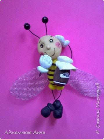 пчелка магнит фото 2