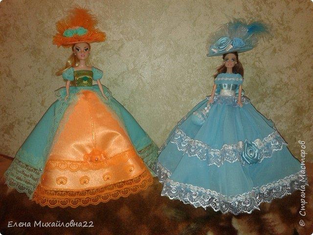 Кукла-шкатулка №32,33 фото 1