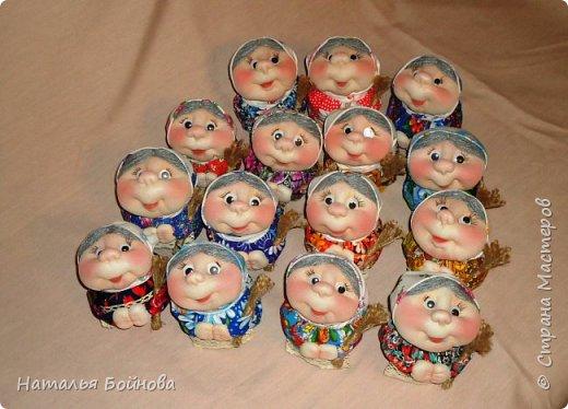 Добрый вечер СТРАНА!!! Всех кукольников с ПРАЗДНИКОМ!!! Вот такой строй Хозяюшек у меня сегодня появился в Международный день кукольника.... фото 9