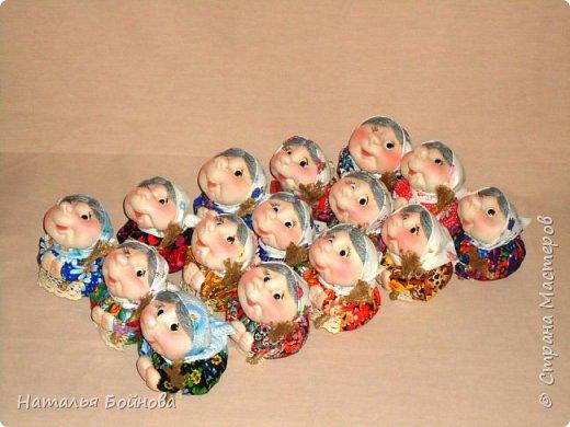 Добрый вечер СТРАНА!!! Всех кукольников с ПРАЗДНИКОМ!!! Вот такой строй Хозяюшек у меня сегодня появился в Международный день кукольника.... фото 8