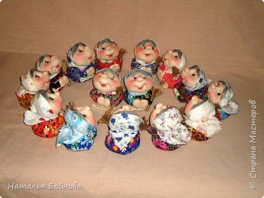 Добрый вечер СТРАНА!!! Всех кукольников с ПРАЗДНИКОМ!!! Вот такой строй Хозяюшек у меня сегодня появился в Международный день кукольника.... фото 2