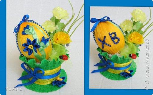 Здравствуйте! в прошлом году делала несколько сувениров к Пасхе, может кому-то пригодятся идеи)) фото 1