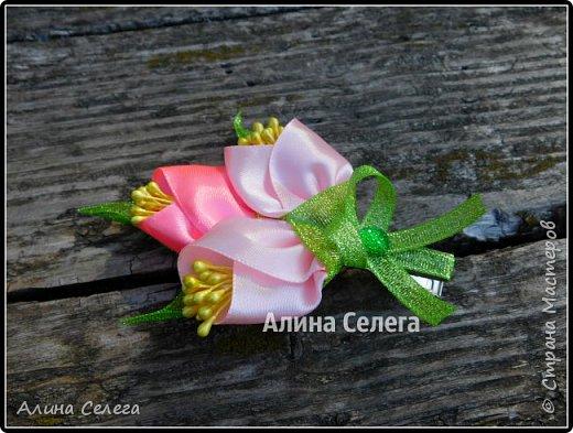 Букет тюльпанов / МК Алина Селега фото 1