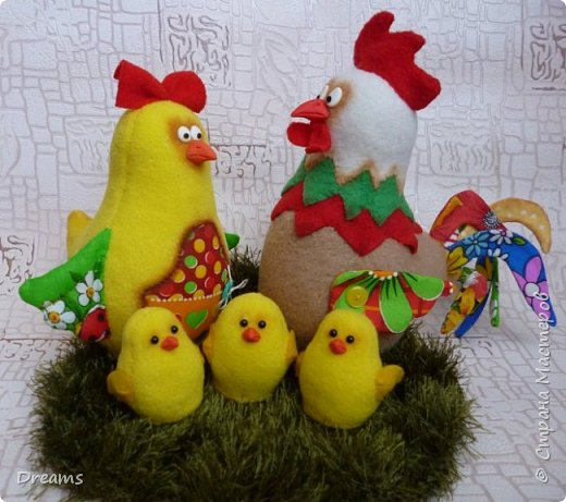 Семейство Петушковых фото 2