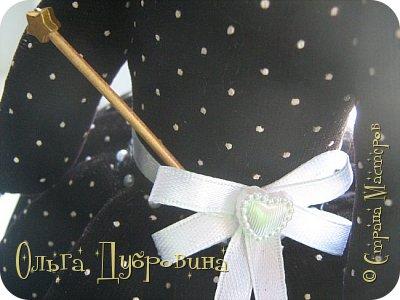 Мальвина. Кукла подарена подруге на день рождения. Очень ей подходит))) фото 4