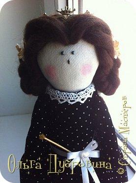 Мальвина. Кукла подарена подруге на день рождения. Очень ей подходит))) фото 3