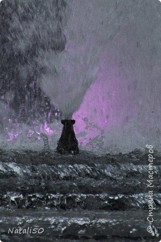 Доброго всем утра!!! Захотелось поделиться с вами настроением, воспоминанием о летнем вечере в Минске,у фонтана.. фото 5