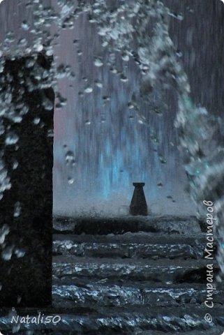 Доброго всем утра!!! Захотелось поделиться с вами настроением, воспоминанием о летнем вечере в Минске,у фонтана.. фото 6