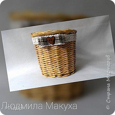 Шкатулка с цветком из акварельной бумаги, бирочка- декупаж салфеткой, шарики из бумажной лозы фото 8