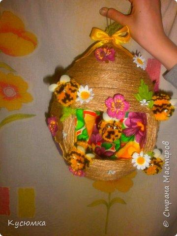 Спасибо Тори31 за идею: http://stranamasterov.ru/node/552789?c=favorite Я его слепила из того, что было =))) фото 1