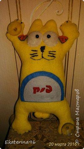 Кот железнодорожник фото 1