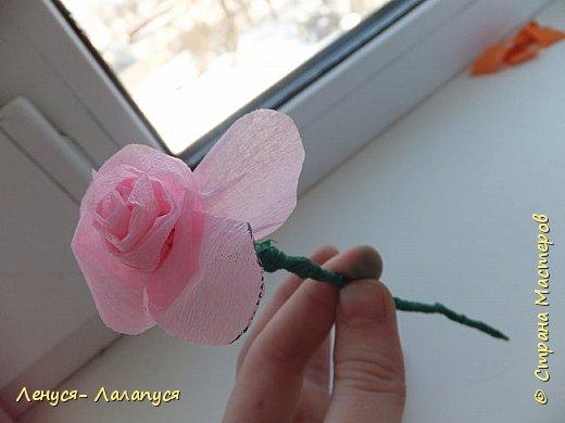 Вот такой цветочек) фото 1