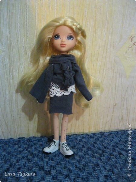 Всем привет! Сегодня я покажу свою весеннюю коллекцию одежды для кукол. фото 1