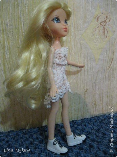 Всем привет! Сегодня я покажу свою весеннюю коллекцию одежды для кукол. фото 3