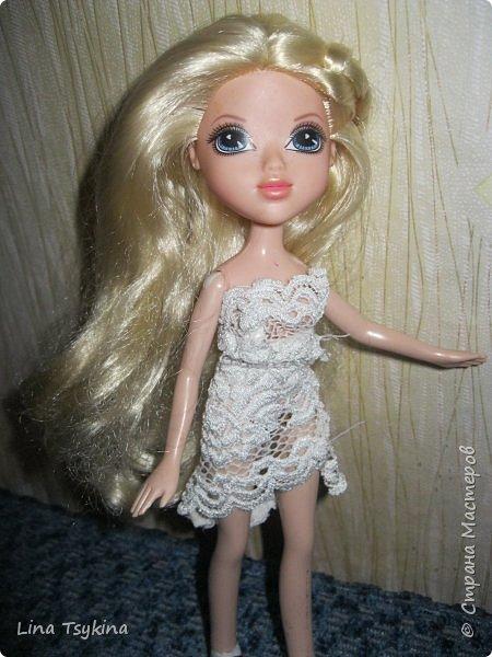 Всем привет! Сегодня я покажу свою весеннюю коллекцию одежды для кукол. фото 4