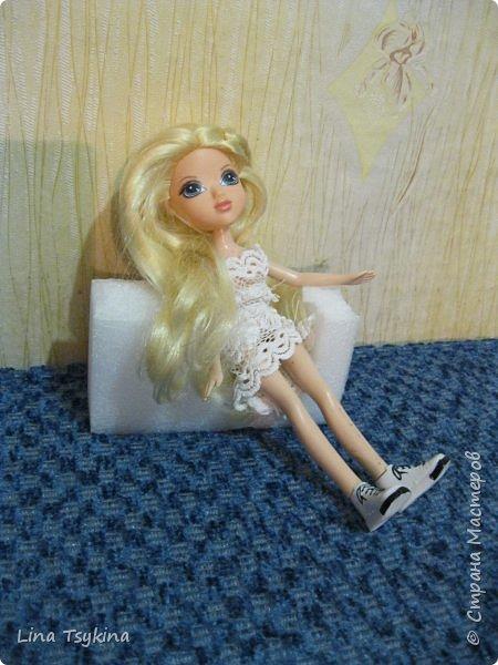 Всем привет! Сегодня я покажу свою весеннюю коллекцию одежды для кукол. фото 5