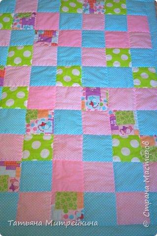 Детское одеяло фото 3