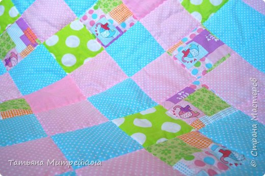 Детское одеяло фото 4
