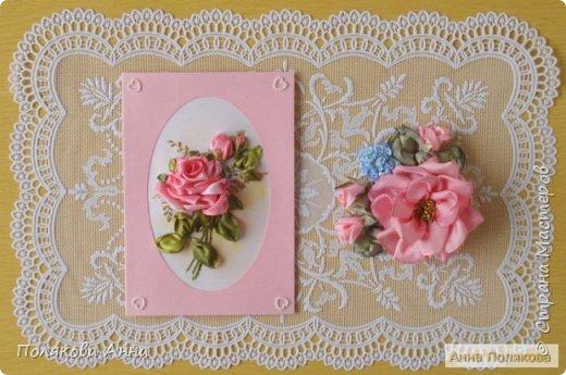 """Открытка """"Весенние цветы"""" фото 9"""