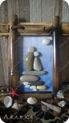 Всем доброго времени суток! Спасибо тем людям, которые делятся своими идеями, превращая обычные морские камни в картины. С отдыха на море всегда привозим морскую гальку, но она лежит и ждет своего часа. Хочу поблагодарить Ихтиандру за ее черепашку!!! http://stranamasterov.ru/node/380482?c=favorite зацепило, вдохновило!!! И вот что получилось... фото 4
