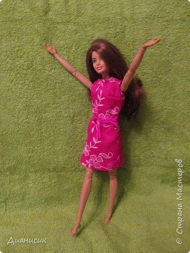 Привет всем! Вчера мы купили новую куклу. Это Челси от Маттел. Челл сразу заявила, что теперь она её приемная дочь, потому что она первая её увидела. фото 7