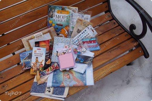 ПРИВЕТИКИ всем!!! Наконец-то и я стала обладательницей ПИФчика!!! А получила я его от девушки Анны (http://stranamasterov.ru/user/233488) из Севастополя. Подарок получила в аккурат к восьмому марта - приятная неожиданность!!! К сожалению не сразу выставилась и поблагодарила Анну... Анна, СпАсИбО!!! Спасибо, спасибо, спасибо!!! При этом так интересно то, что мы побывали летом 2015 года в Крыму - и это еще одно приятное воспоминание об этом путешествии, о тех краях, о море...  фото 2