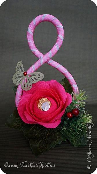 Здравствуйте дорогие друзья и гости моего блога! Сегодня вашему вниманию представляю такой розовый романтический комплект. Это комодик и шкатулочка для девчачьих мелочей. фото 12