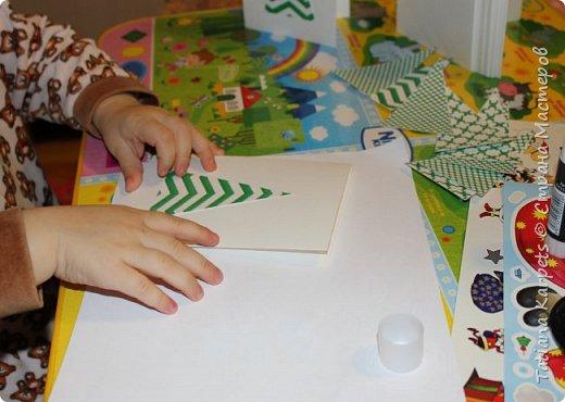 """Новогодние открытки для родных и близких (""""Творим"""" вместе с детьми) фото 7"""