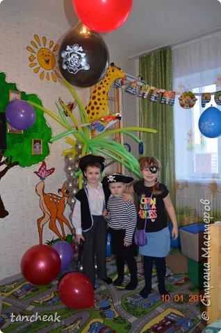 День рождения в пиратском стиле. фото 2
